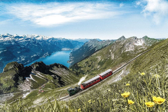 Picture of Brienz - Rothorn return 1/2
