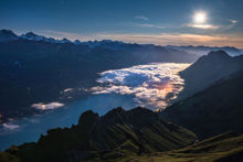 Picture of Rothorn Night