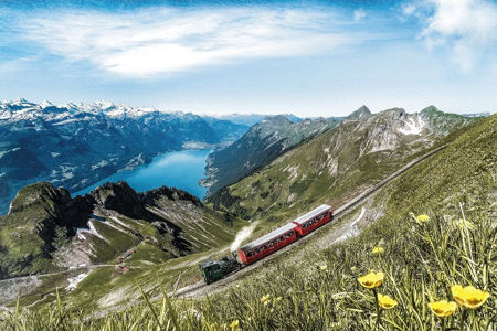 Picture for category Gift Vouchers for Train Rides