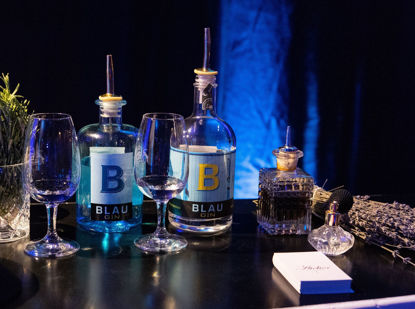 Picture of Gin BLAU Package, each 50cl