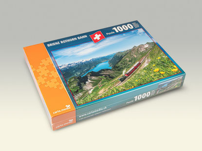 Picture of Puzzle Brienz Rothorn Railway