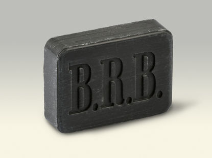 Picture of Soap coal briquette «BRB»
