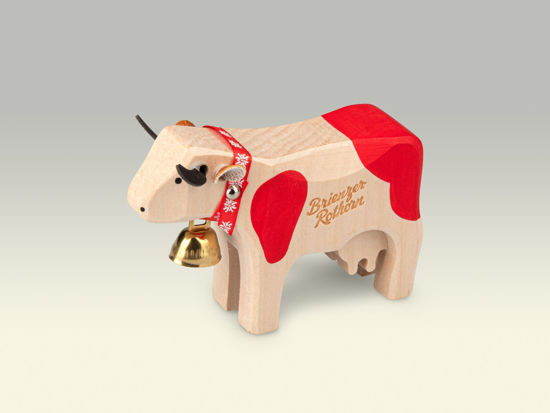Picture of Trauffer wooden cow «Brienzer Rothorn»
