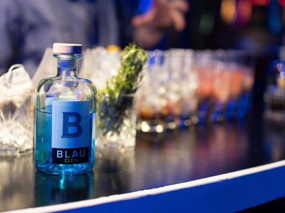 Picture of Gin BLAU, 50cl