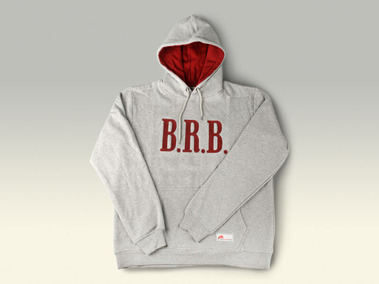 Image sur BRB Hoody gris